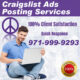 The Best Advertising on Craigslist service all over the world